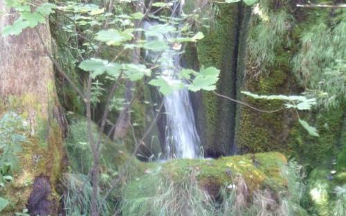 Kisebb vízesés