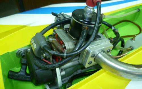 A modell lelke a motor