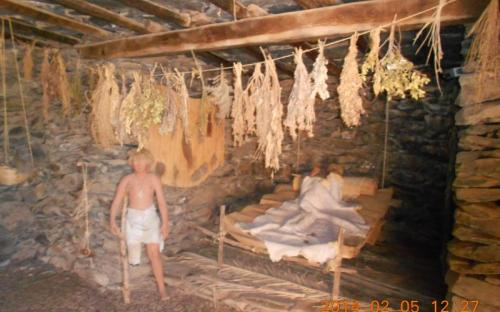 Az őslakos guanchók lakhelye