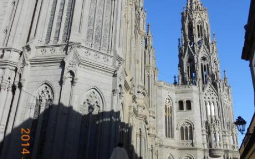 Arucas neogót katedrálisa