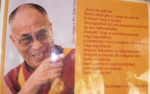 A Dalai Láma tanításai
