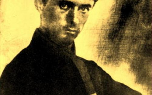 Petőfi közismert képe