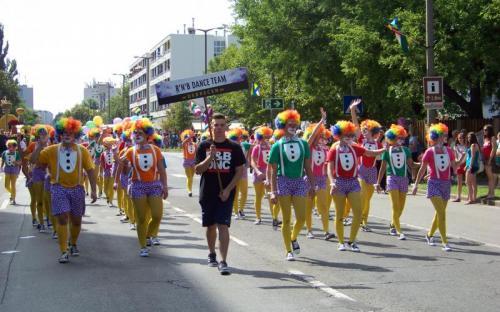 RNB táncosai - Debrecen