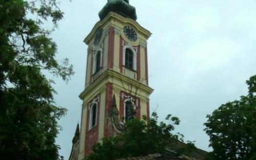 Szerb templom
