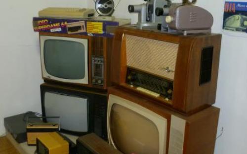 Tévék, rádiók, lemezjátszók