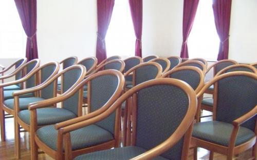 Elegáns konferenciaterem