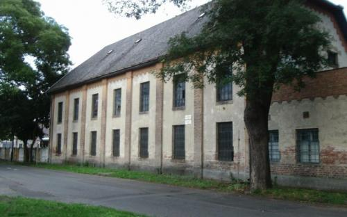 A Zsuzsi vasút fűtőháza