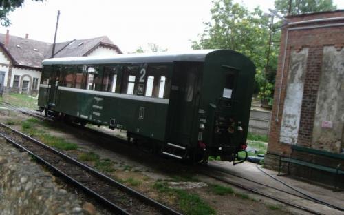 A Zsuzsi vasút legújabb szerzeménye