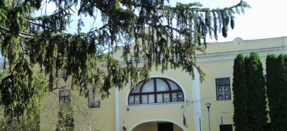 A taktabáji Patay-kastély