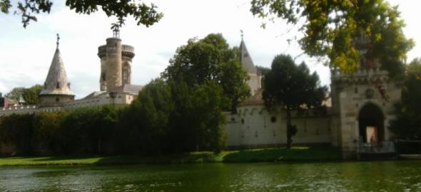 Laxenburgi kastély
