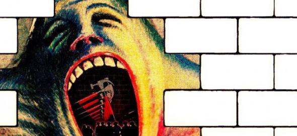 Az egyik legismertebb albumuk: A fal
