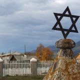 A barguzini zsidó temető