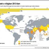 Halálbüntetések országonként