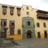 Kolumbusz háza Las Palmasban
