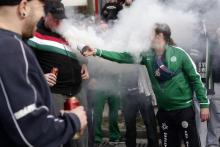 Hajrá! Tüntetés a Kubatov beléptetés ellen