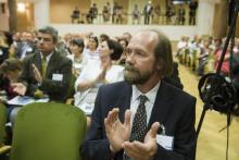 Horváth Péter, a Nemzeti Pedagógus Kar megválasztott elnöke