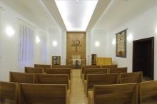 Az új kápolna
