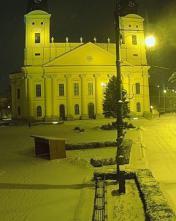 Debreceni hóhelyzet
